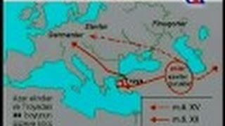 Aslar - As Ərlər - (Aserler Türkler - Azerbaycan Türkleri)
