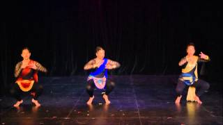 Bharatanatyam Influenced Dance to Pop Fusion Music Kreesha Turner