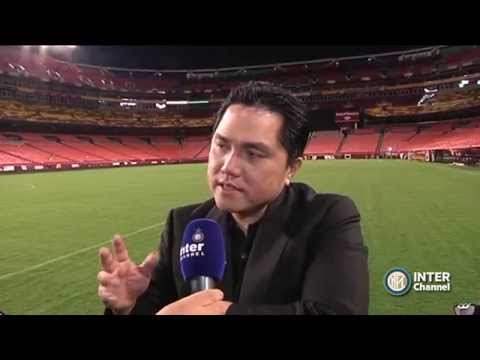 INTERVIEW TO PRESIDENT THOHIR