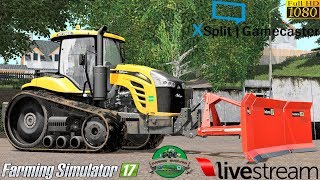 Farming Simulator 17   LIVE Streaming on Stappenbach by #Gaming Evolved 1080p with FANS