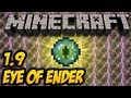 Minecraft 1.9 - EYE OF ENDER (Stronghold Locator) (HD)