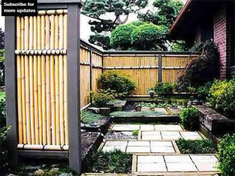 bamboo fencing design ideas fence