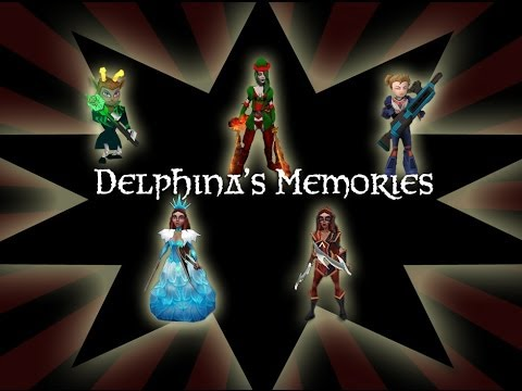 Delphina's Tribute To The Spacetime Studios Community