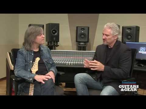 Mike Stern Interview By Sweetwater