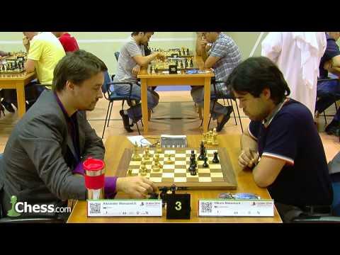 Morozevich vs Nakamura: World Blitz Championship