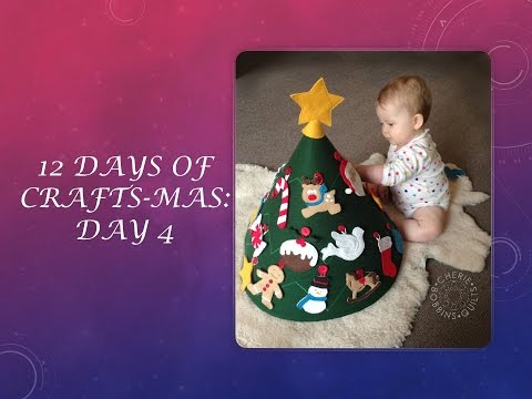 Oh Little Town of Bethlehem | 12 Days of Crafts-mas: Day 4 - Bethlehem