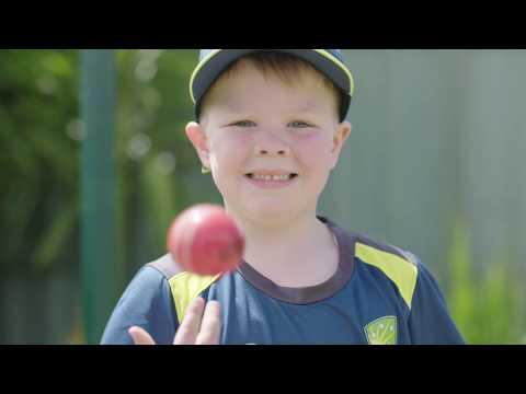 Archie's story: I wish to be Australian Cricket Captain
