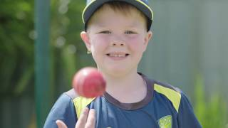 Archie's story: I wish to be Australian Cricket Captain