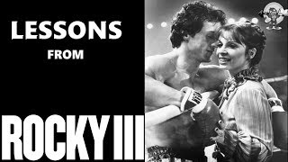 Essop's review: Lessons from Rocky III