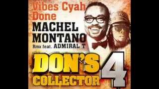 Machel Montano feat AdmiralT_ Vybes cyah done DC4 (Nov 2K12).wmv