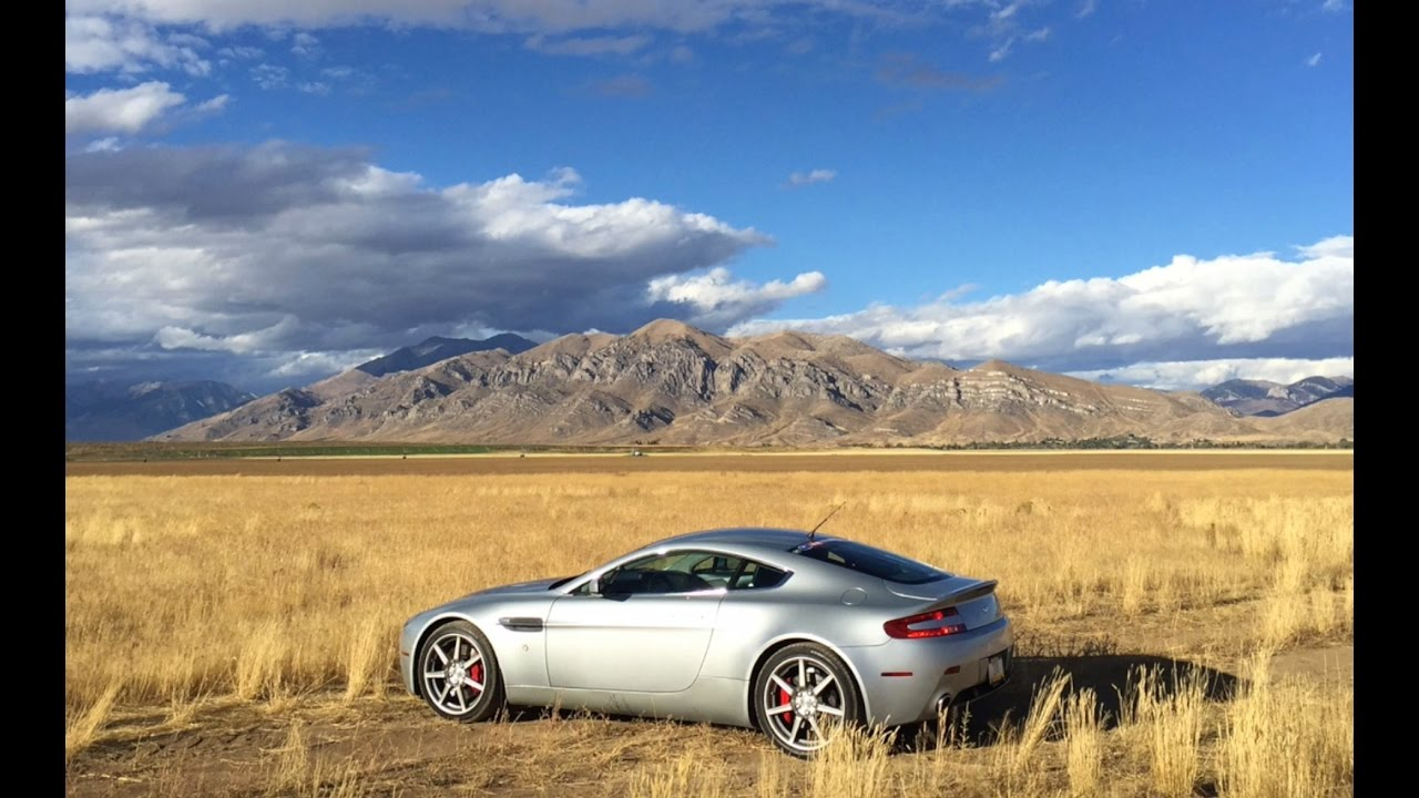 I Drove My Aston Martin 6,500 Miles Across the Country and Back