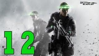 Let´s Play Splinter Cell Blacklist Coop Gameplay Deutsch - Part 12 - Grenzregion