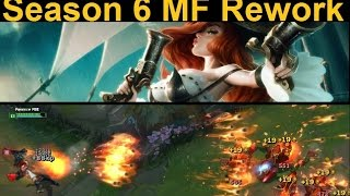 Miss Fortune Rework - Return of the Wombo Combo Queen?