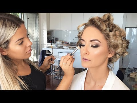 Client Wedding Vlog #6 ♡ Jasmine Hand