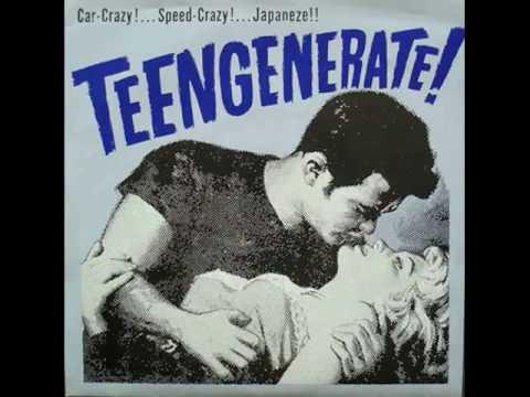 Teengenerate - Dressed In Black / Fake Fake Fake