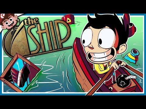 BLAST from the PAST! (The Ship Murder Party) |
