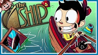 BLAST from the PAST! (The Ship Murder Party)