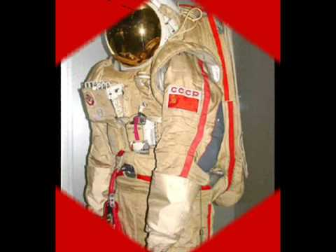 Sputnik - CCCP - Yuri Gagarin - The Earth is blue