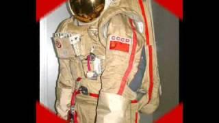 Sputnik - CCCP - Yuri Gagarin - The Earth is blue