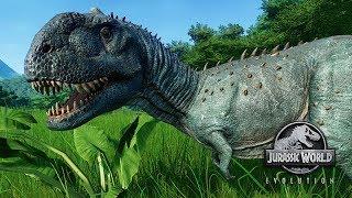 Jurassic World Evolution - Mundo Aberto #129