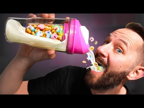 10 Food Gadgets That Will Change How You Eat FOREVER!