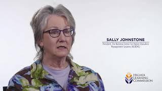 Sally Johnstone, President, The National Center for Higher Education Management Systems thumbnail