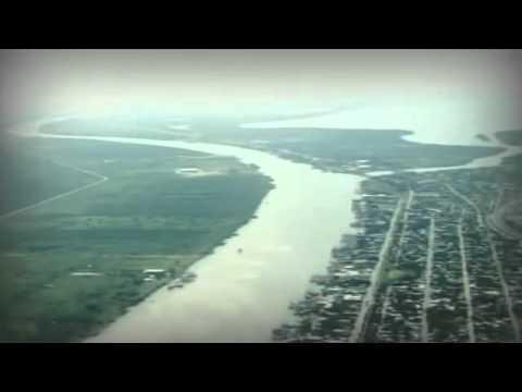 Puente Tampico y el Rio Panuco