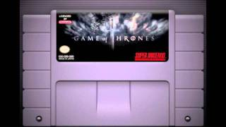 Videogame of Thrones - Game of Thrones Theme (8 bit style remix)