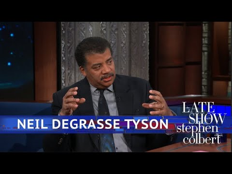 Neil DeGrasse Tyson: Is This Thing A Spaceship?