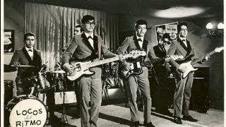 LOS LOCOS DEL RITMO    ( 11 canciones de los 60