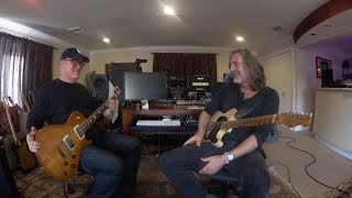 allen hinds melody and slide   guitar lesson   how to play   tim pierce