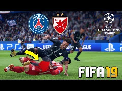 GOL U 90.MINUTU - FIFA 19 KARIJERA SA CRVENOM ZVEZDOM MTS LIGA