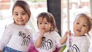 Топ  популярных казахстанских детей (14.11.17)