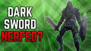 Dark Souls 3 - Dark Sword PvP - After Regulation Patch 1.09 Nerf