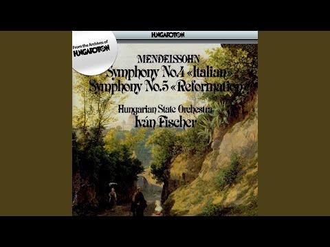 "Symphony No. 5 In D Major Op. 107 ""Reformation"": IV. Choral: Ein' Feste Burg. Andante Con Moto..."