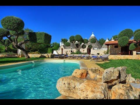 Trullo Santo Stefano | Luxury Vacation Rental in Italy