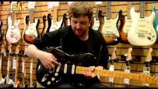 Fender - Custom Shop David Gilmour Stratocaster Relic Demo at GAK