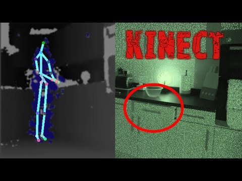 Kinect Figure | Future Experiments | Real Paranormal Activity Part 75.3