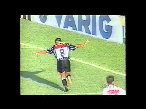 CORINTHIANS 5X0 São Paulo Paulistão 1996