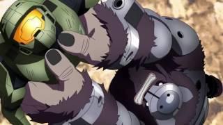 Halo legends capitulo 5 voces  en español(halo ball z) :v
