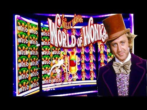 Super Big Win Wonka Slot Machine Our Biggest Win Wonka In Da House