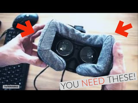 Accessories You Need for the Oculus Rift