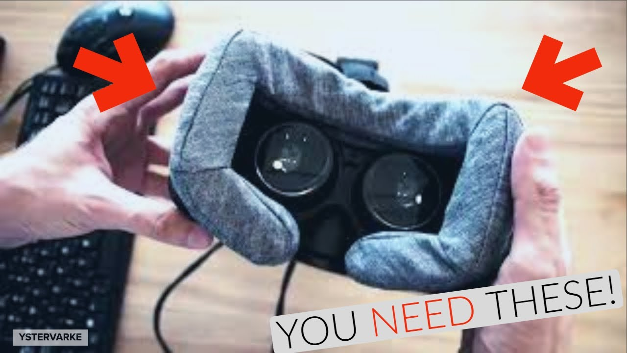 d31d14b3be9e Accessories You Need for the Oculus Rift - YouTube