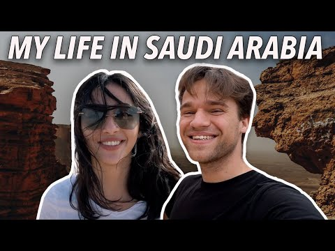 My Daily Life in SAUDI ARABIA (Mind-Blowing 14 Day Trip)