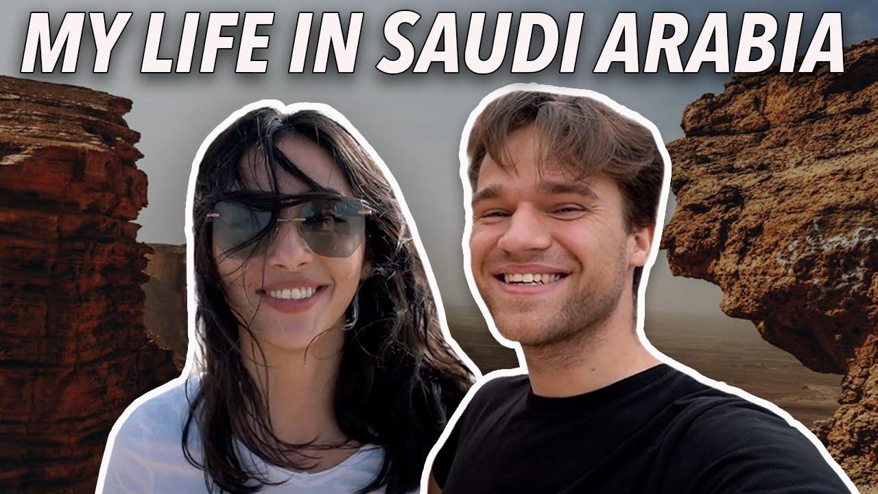 Jacob Laukaitis Journey in Saudi Arabia