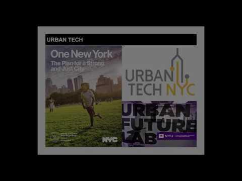 NYC RETech Expo: Kate Daly, Senior Vice President, NYCEDC