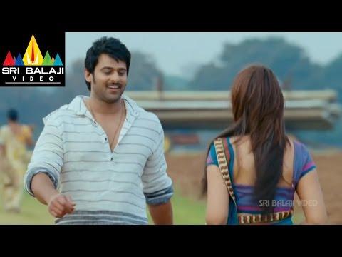 Mirchi Movie Richa Seduces Prabhas | Prabhas, Anushka, Richa | Sri Balaji Video