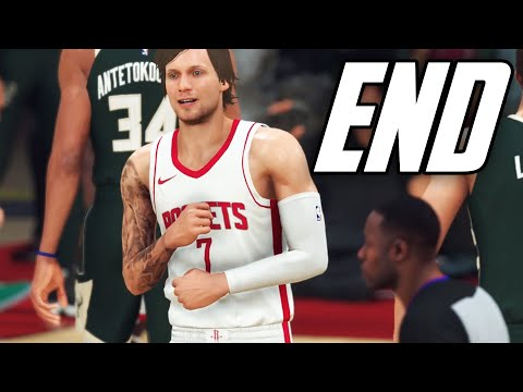 NBA 2K21 My Player Career - Part 9 - Is this... THE END?!
