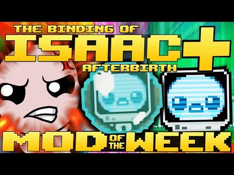 HARDEST MOD EVER - PLATFORMER MODE - The Binding of Isaac: Afterbirth+ Mod of the Week! (So Insane)