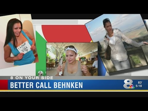 Better Call Behnken- Woman convinces man she's trapped in Ghana, needs money